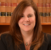 Paralegal Justine Mahoney